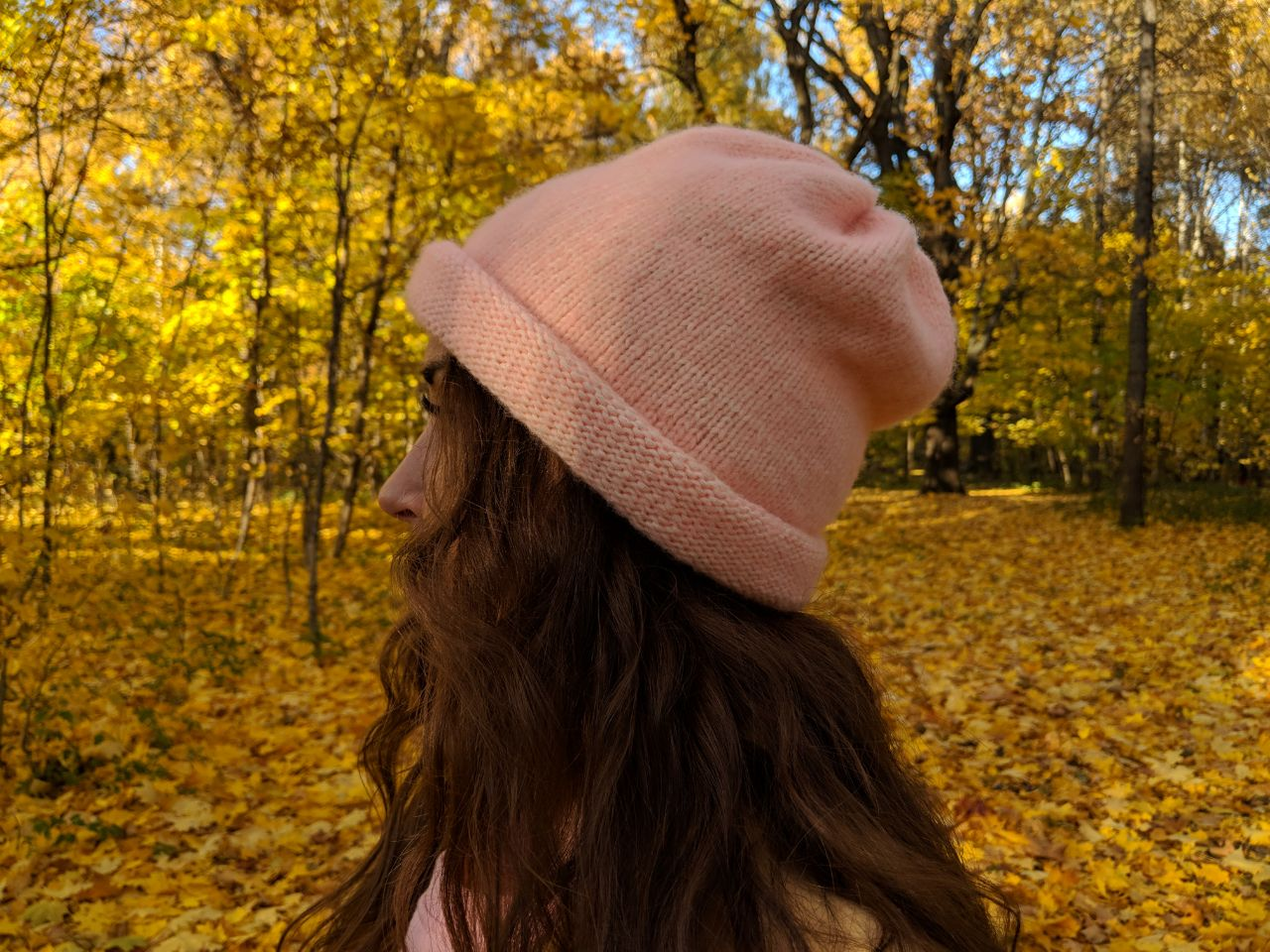 IMG_5016 Как связать шапку на весну и осень