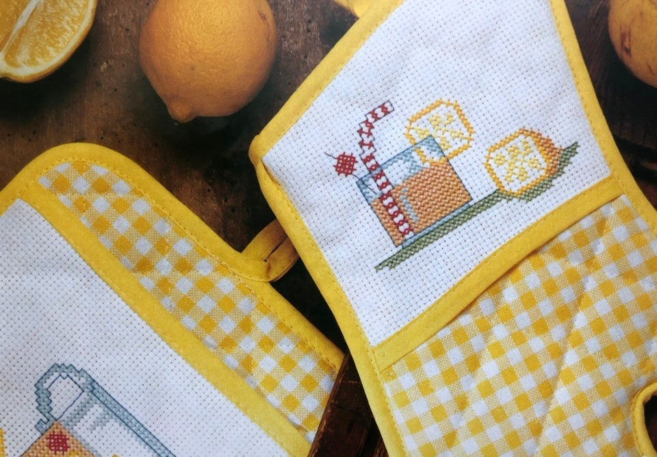 Вышивка для кухни