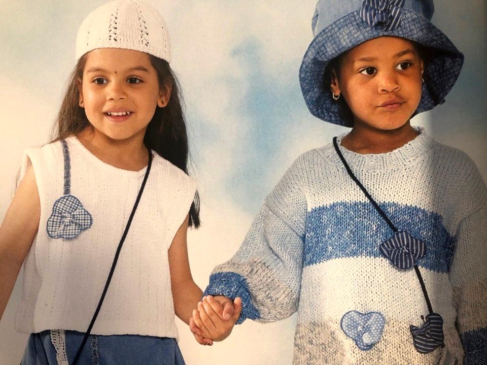 Вязание для ребенка 3 года спицами
