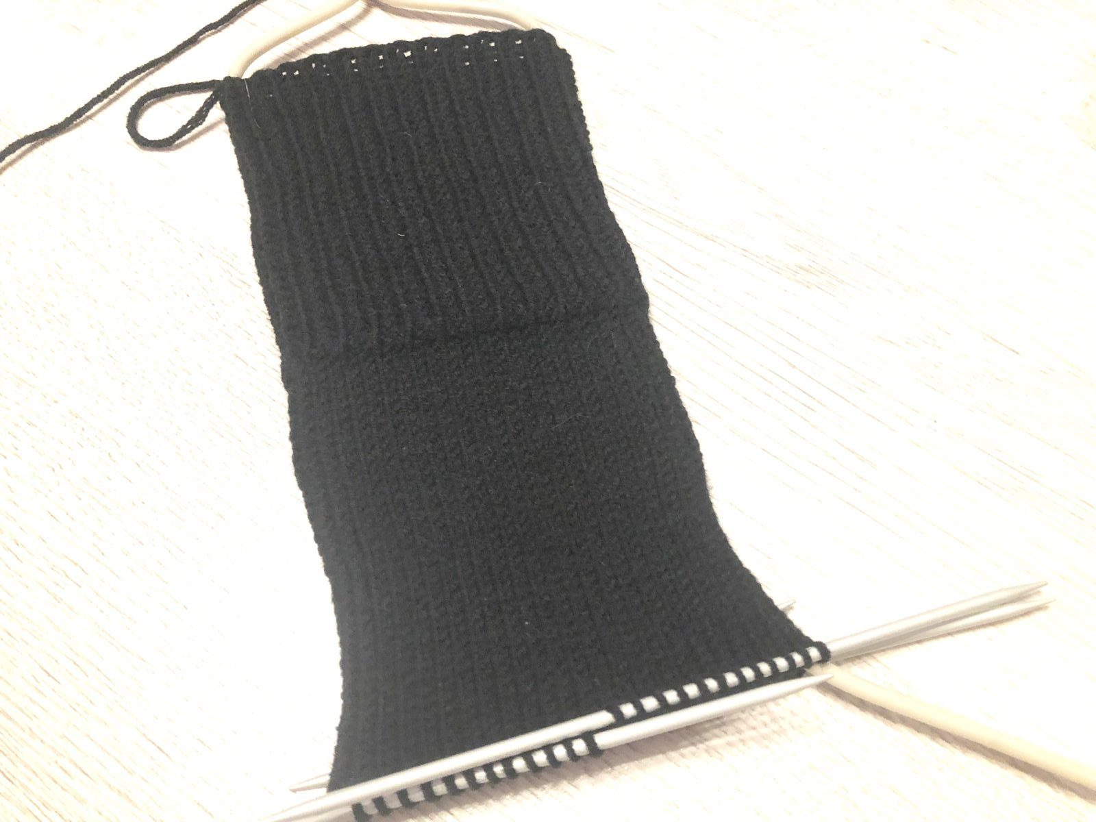 Мастер класс по вязанию носков спицами