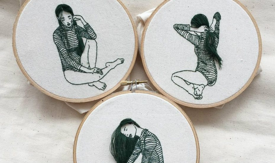 Чем полезно вышивание