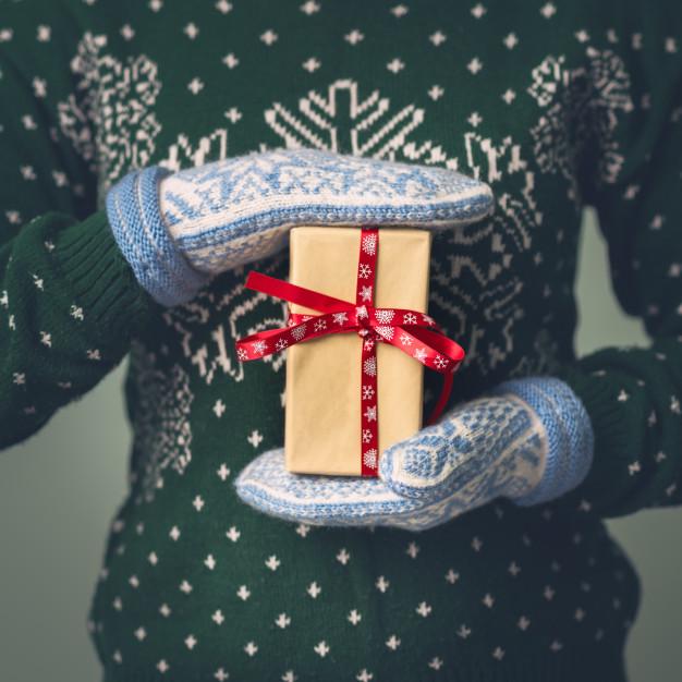Вязаные подарки