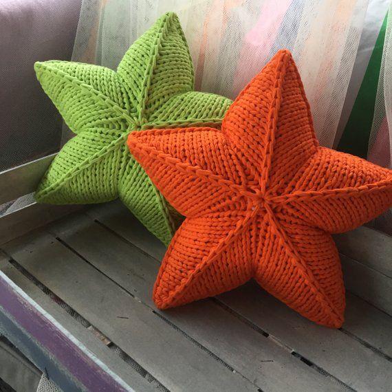 Звезда-подушка